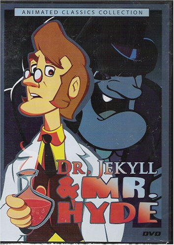 DR. JEKYLL & MR. HYDE DVD Image