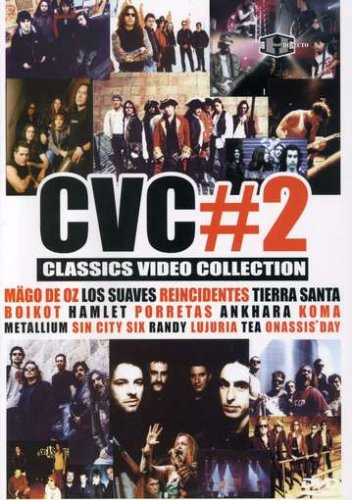 CVC #2: Classic Video Collection DVD Image