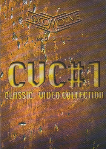 CVC #1: Classic Video Collection, DVD Image