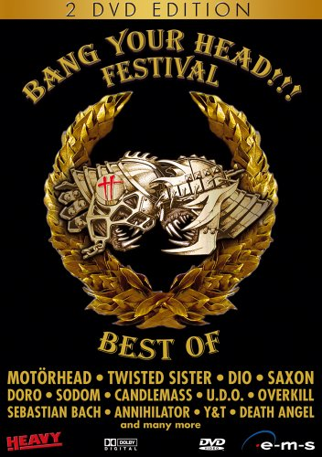 Best of Bang Your Head Festival DVD Image