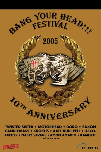 Bang Your Head Festival 2005 DVD Image