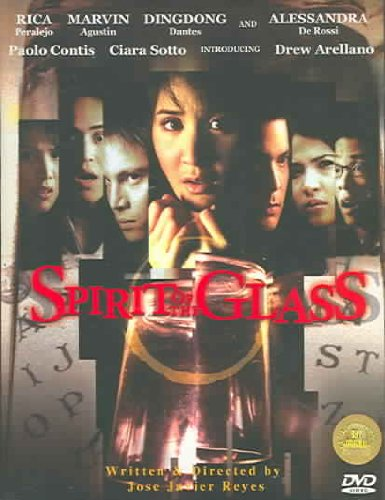 Spirit Of The Glass DVD Image