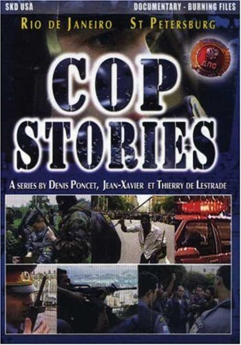 Cop Stories DVD Image