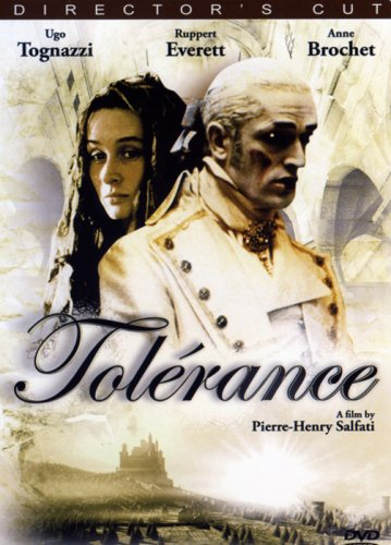 Tolerance DVD Image