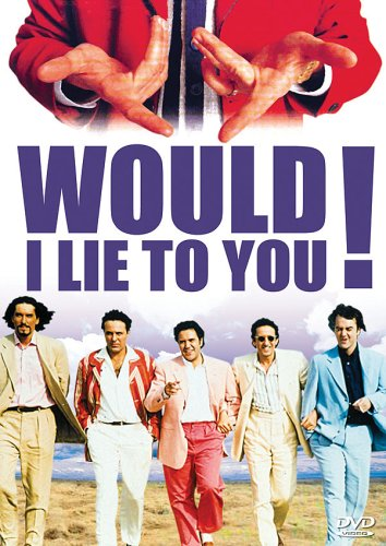 Would I Lie to You! DVD Image