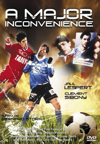 A Major Inconvenience DVD Image