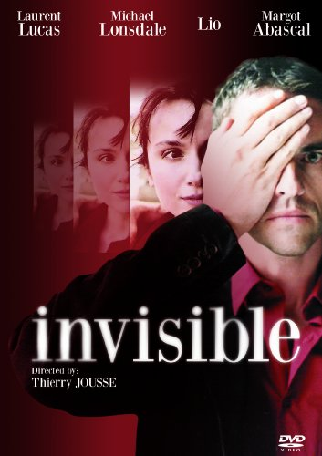 Invisible DVD Image