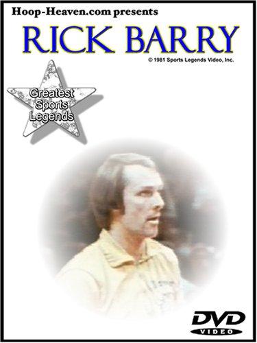 Rick Barry Greatest Sports Legends DVD DVD Image