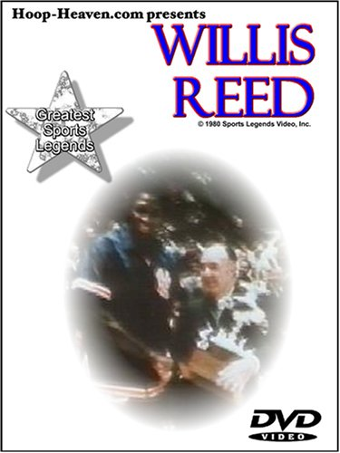 Willis Reed Greatest Sports Legends DVD DVD Image