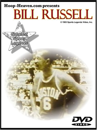 Bill Russell Greatest Sports Legends DVD DVD Image