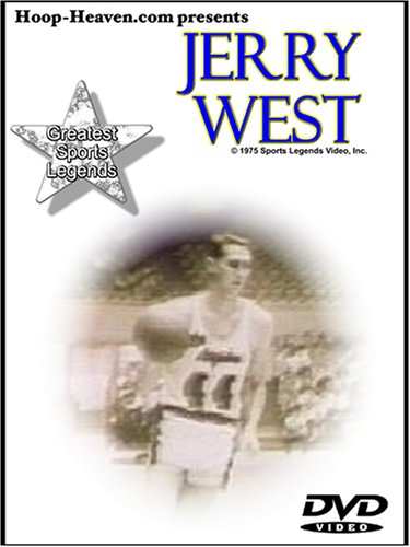 Jerry West Greatest Sports Legends DVD DVD Image