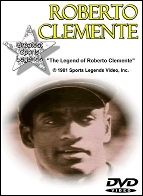 Roberto Clemente Greatest Sports Legends DVD DVD Image