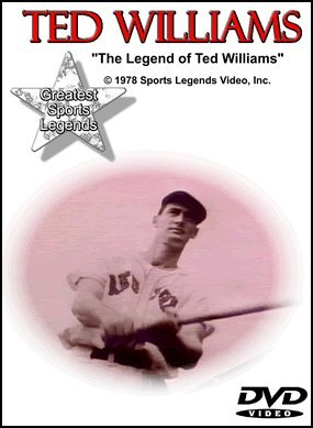 Ted Williams Greatest Sports Legends DVD DVD Image