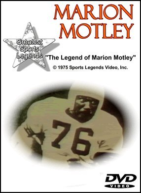 Marion Motley Greatest Sports Legends DVD DVD Image