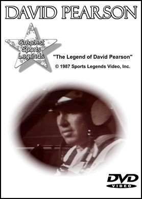David Pearson Greatest Sports Legends DVD DVD Image