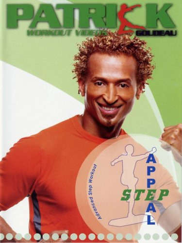 Step Appeal with Patrick Goudeau DVD Image