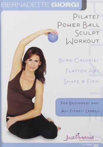 Bernadette Giorgi: Pilates Power Ball Sculpt DVD Image