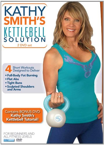 Kathy Smith: Kettlebell Solution Workout (2 DVD Set) DVD Image
