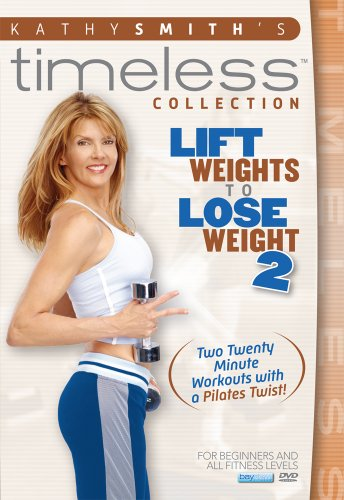 Kathy Smith: Lift Weights to Lose Weight 2 DVD Image