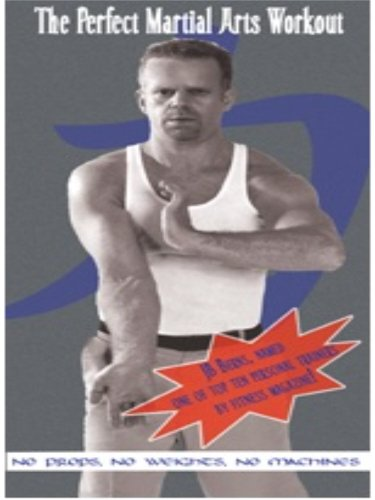 The Perfect Martial Arts Workout DVD Image