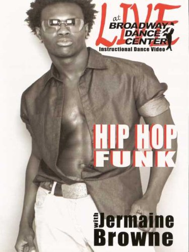 Hip Hop Funk With Jermaine Browne DVD Image