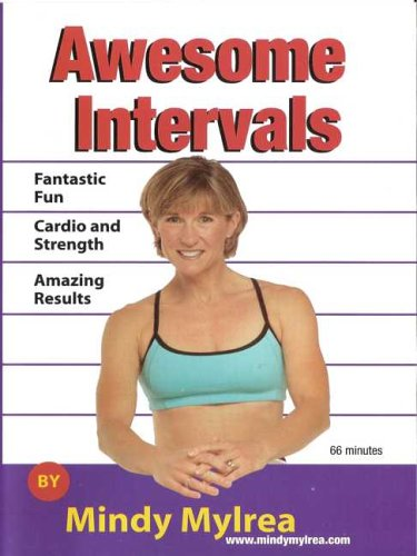 Awesome Intervals: Fantastic Fun, Cardio and Strength, Amazing Results DVD Image