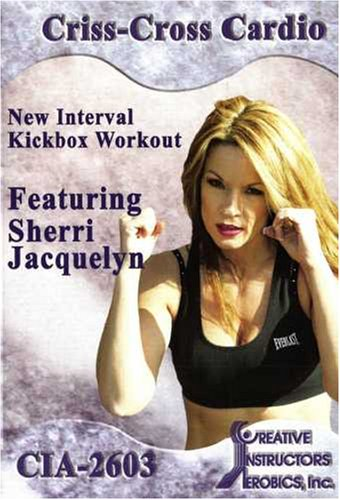 Criss Cross Cardio & Capoeira With Sherri Jacquelyn DVD Image