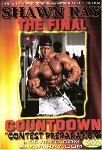 Shawn Ray Bodybuilding: The Final Countdown DVD Image