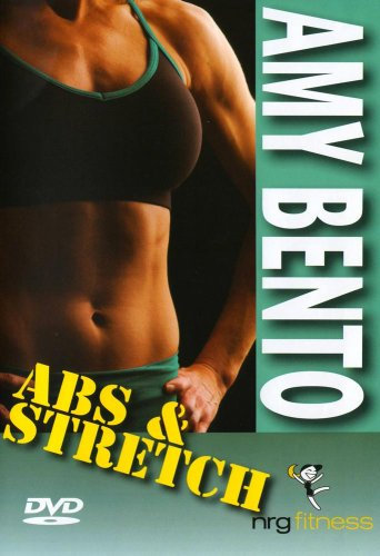 Abs and Stretch: Starring Amy Bento DVD Image