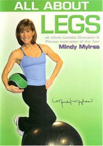 Mindy Mylrea: All About Legs DVD Image