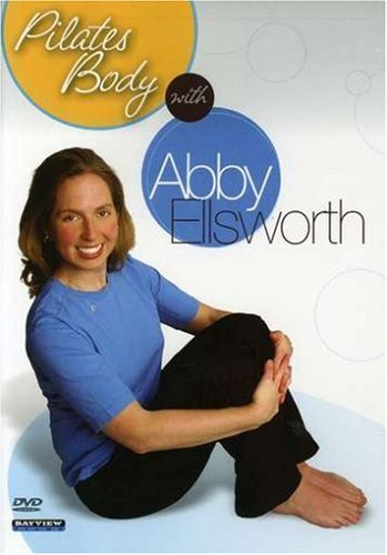 Pilates Body with Abby Ellsworth DVD Image