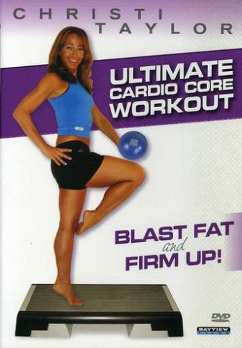 Christi Taylor: Ultimate Cardio Core Ball Workout DVD Image