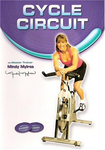 Mindy Mylrea: Cycle Circuit Workout DVD Image