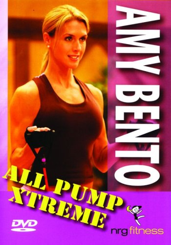 Amy Bento: All Pump Extreme Workout DVD Image