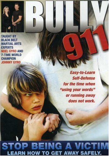 Bully 911: Stop Being a Victim DVD Image