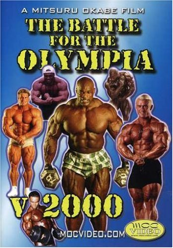 The Battle for Olympia 2000 (Bodybuilding) DVD Image