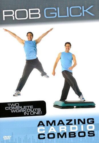 Amazing Cardio Combos With Rob Glick DVD Image