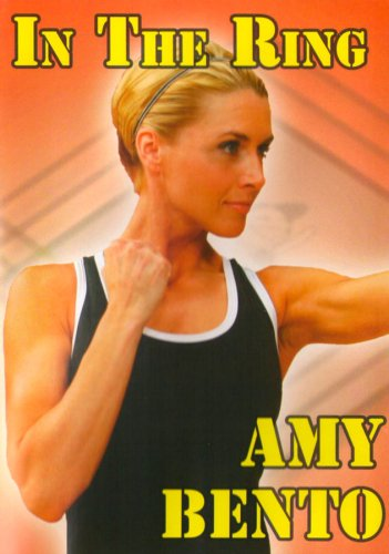 Amy Bento: In the Ring Cardio Kickboxing DVD Image