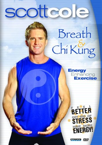 Breath & Chi Kung with Scott Cole (Gentle Chi Training) DVD Image