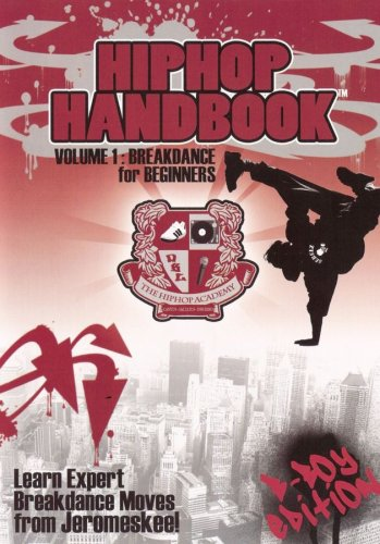 Hip Hop Handbook Vol. 1: Breakdance For Beginners DVD Image
