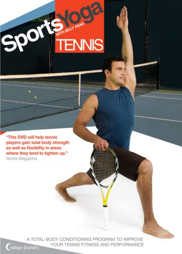 Sports Yoga Tennis With Billy Asad DVD Image