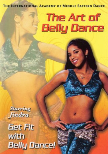 Art Of Bellydance: Get Fit With Belly Dance With Jindra DVD Image
