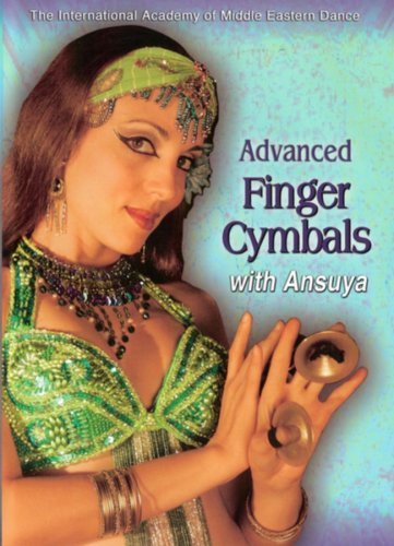 Advanced Finger Cymbals with Ansuya (Bellydance) DVD Image