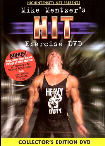 Mike Mentzer's Hit Exercise Bodybuilding DVD Image