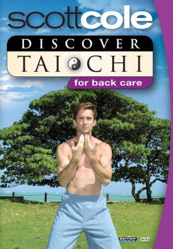 Scott Cole: Discover Tai Chi for Back Care Gentle Workout DVD Image