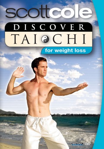 Scott Cole: Discover Tai Chi For Weight Loss DVD Image