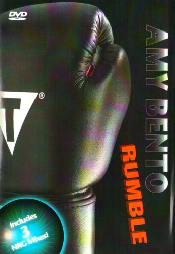 Rumble with Amy Bento (boxing) DVD Image