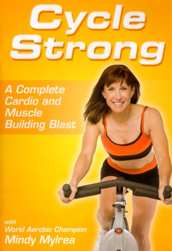Cycle Strong with Mindy Mylrea DVD Image