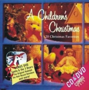 A Children's Christmas DVD Image