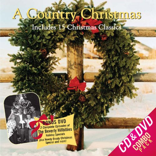 A Country Christmas DVD Image